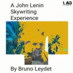 musique john lenin skywriting experience bruno leydet
