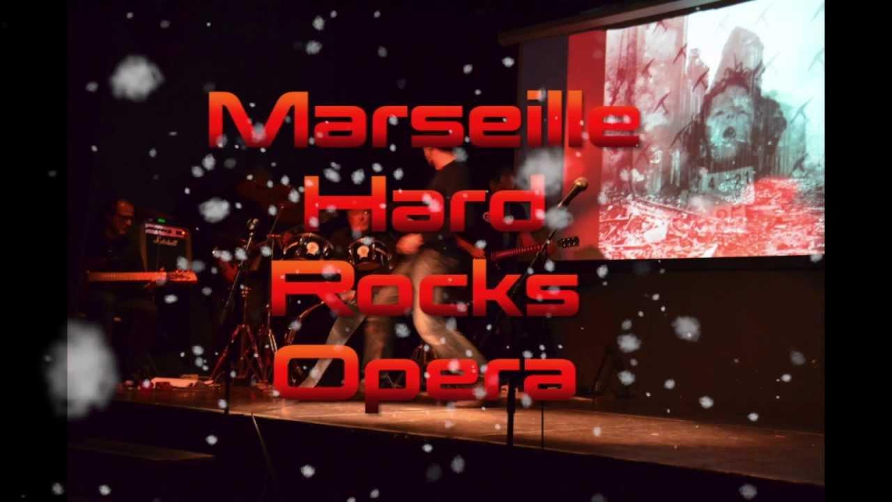 Marseille hard rocks opera bruno leydet